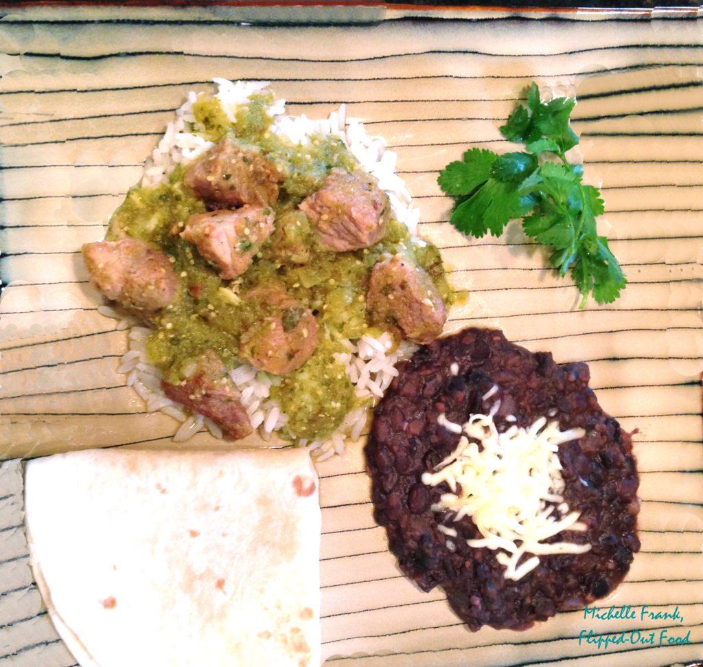 pork salsa verde
