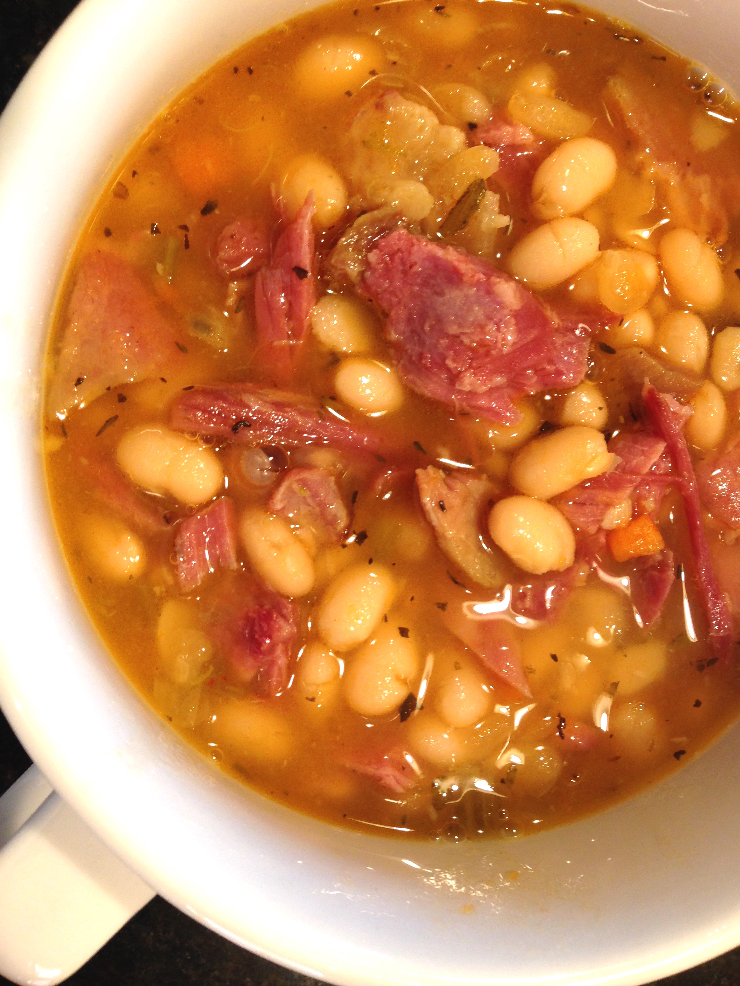 ham-and-navy-bean-soup