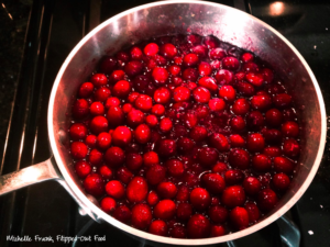 Orange-Ginger-Spice Cranberry Sauce