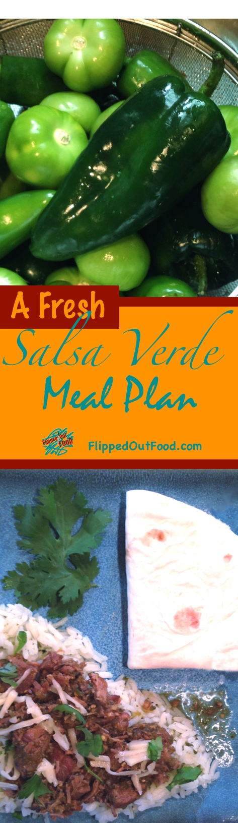 Make your own fresh, fantastic salsa verde to use in Pork Salsa Verde and Enchiladas Suizas. Or just nosh it with tortilla chips.