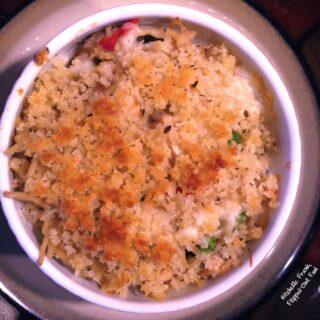 One-pot Turkey or Chicken Tetrazzini