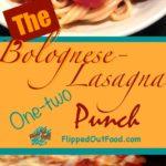 bolognese sauce lasagna