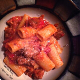 Bolognese Sauce, the easy way