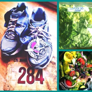 Healthy Living: Running & Veggies