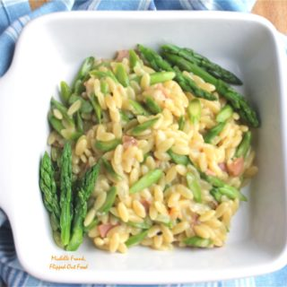 Asparagus Orzotto: a Prelude to Farmers' Market Adventures