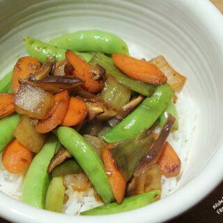 Easy Vegetable Stir-Fry
