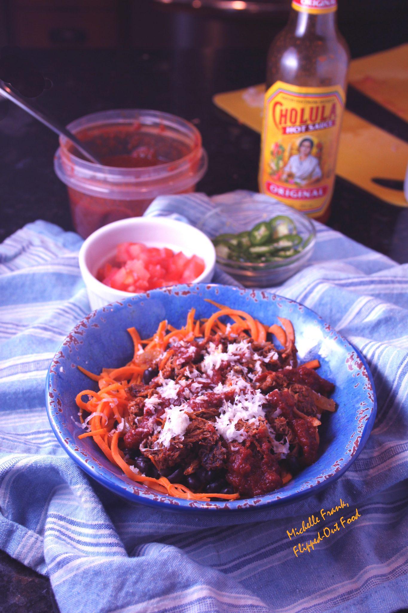 enchilada bowls
