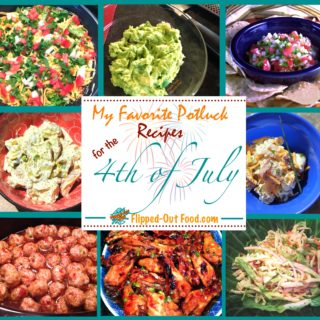 Favorite Party & Potluck Recipes for July 4th