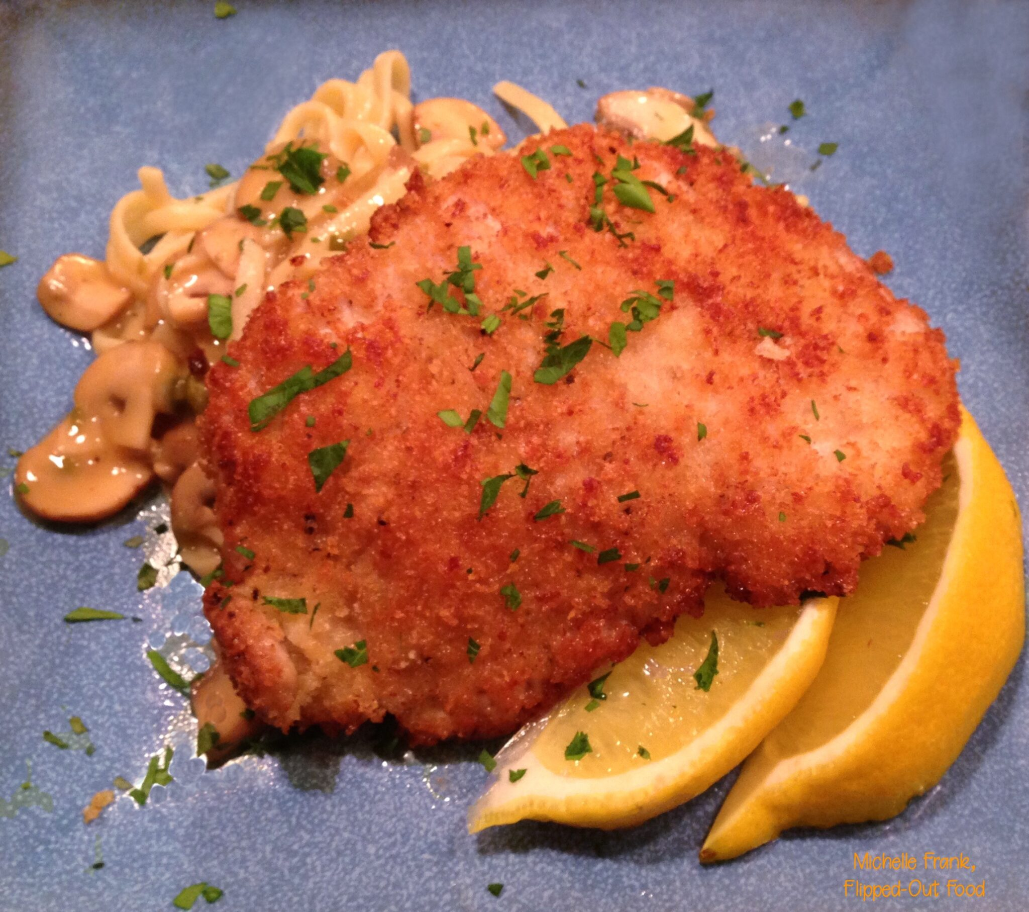 Pork Scaloppine Serving 1