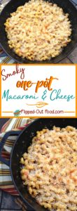 smoky one-pot macaroni & cheese pin