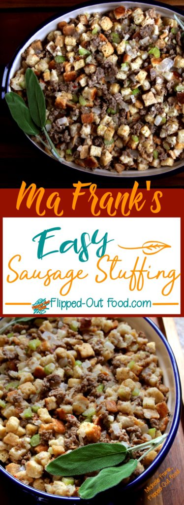 easy sausage stuffing pin