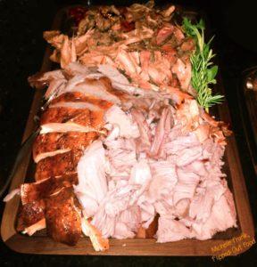 ultimate classic roast turkey sliced