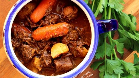 Make-Ahead Irish Guinness Stew – Flipped-Out Food