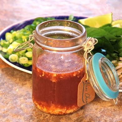 Quick Nuoc Cham Sauce – Vietnamese Dipping Sauce