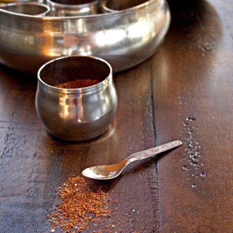 5-Ingredient Homemade Taco Seasoning