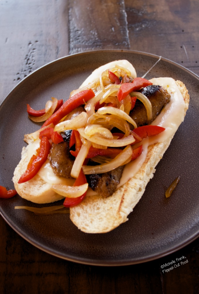 Virtual Memorial Day Potluck Recipe Roundup: Italian Sausage Sandwiches with Onion-Pepper Foil Packs, Flipped-Out Food