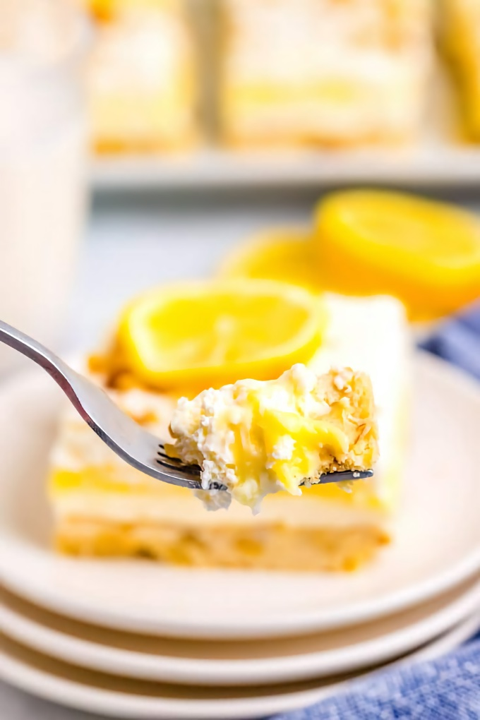 Lemon Lush, from Easy Budget Recipes