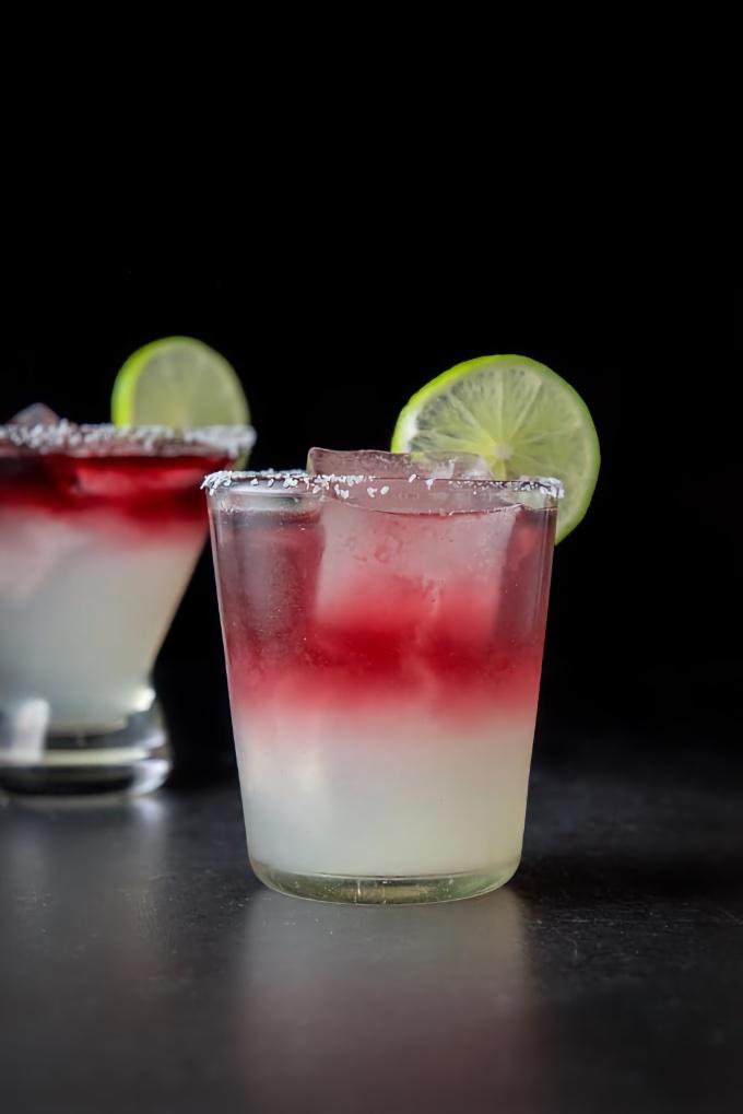 Virtual Memorial Day Recipe Roundup, beverages: Sangria Margarita, from Dishes Delish