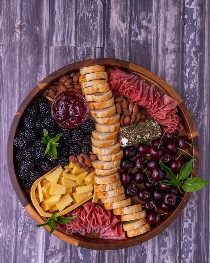 Virtual Memorial Day Recipe Roundup: Summer Cheese Plate