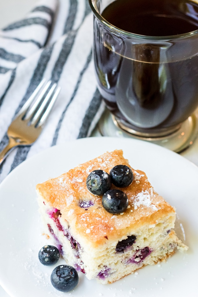 Main Blueberry Cake, by Just is a Four Letter Word