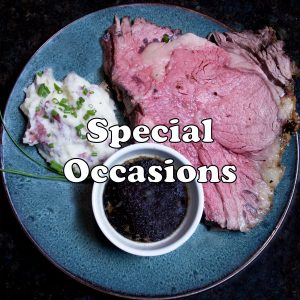 Easy Special Occasion Recipes