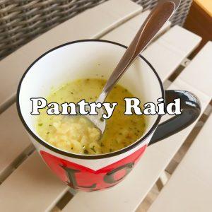 Pantry Raid Recipes